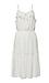 Lace Insert Tiered Midi Dress Thumb 1