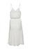 Lace Insert Tiered Midi Dress Thumb 2