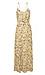 Sleeveless Faux Wrap Maxi Dress Thumb 1