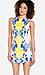 Blaque Label Floral Print Dress Thumb 1