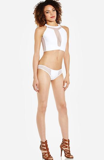 Lee + Lani The Sorrento Bikini Bottom Slide 1