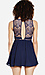 Keepsake Wide Eyes Lace Trim Dress Thumb 2