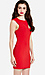 Sliced Bodice Bodycon Dress Thumb 3