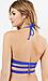 Lee + Lani The Rio Bustier Bikini Top Thumb 3