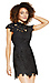 Dolce Vita Jayleen Floral Lace Dress Thumb 3