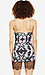 Lace Trimmed Floral Slip Dress Thumb 3