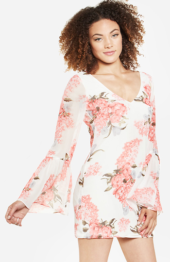 7998eaef881e3 Show Me Your Mumu Bachelorette Dress in Blossom Blush in Rose ...