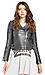 DOMA Leather Moto Jacket Thumb 4