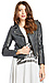 DOMA Leather Moto Jacket Thumb 1