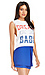 The Laundry Room American Dream Babe Thrashed Crop Muscle Tee Thumb 3