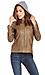 Jack by BB Dakota Vincent Vegan Leather Jacket Thumb 4
