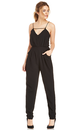05ca2fda2da5 Finders Keepers The Someday Jumpsuit in Black