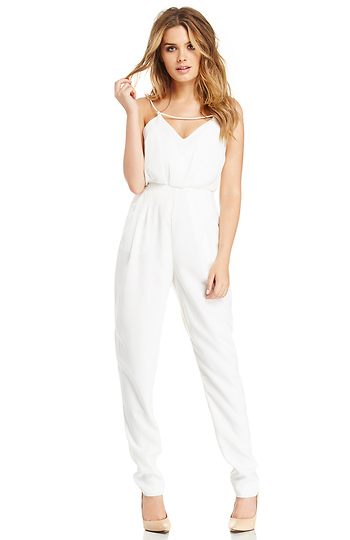 Finders Keepers The Someday Jumpsuit Slide 1