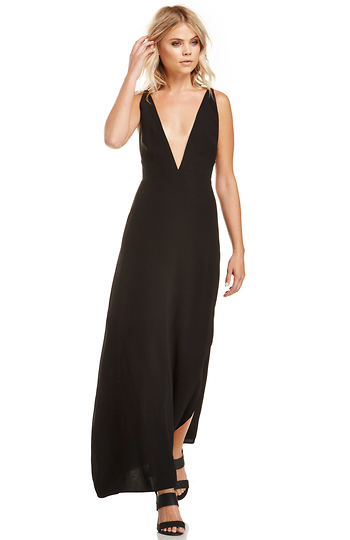 Keepsake More Than This Maxi Dress Slide 1