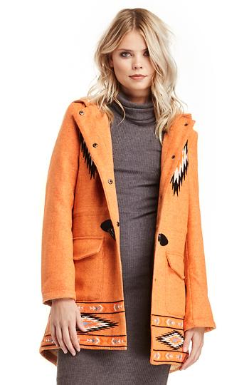 Tasi Malibu Jena Wool Jacket Slide 1