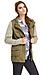Olive & Oak Sweater Sleeve Cotton Military Jacket Thumb 3