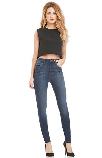 Joe's Jeans Beatrix High Rise Skinny Jeans Slide 1