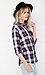 Rails Hunter Button Down Plaid Shirt Thumb 3
