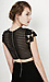 SAYLOR Jessa Lace Dress Thumb 3