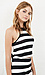 Somedays Lovin Open Air Stripe Halter Top Thumb 3