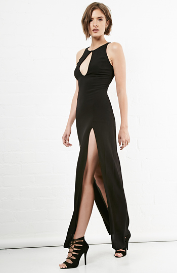 Stone Cold Fox Owen Gown Slide 1
