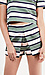 Sunset Sons Striped Skort Thumb 2