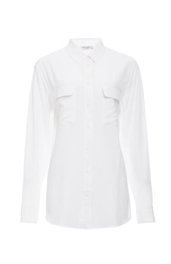 EQUIPMENT Signature Silk Shirt Slide 1