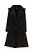 Greylin Devin Trench Vest with Tie Front Thumb 1