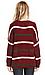 Striped Knit Varsity Sweater Thumb 2