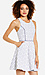 Daisy Fit and Flare Dress Thumb 3