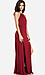 Lovers + Friends Smokin' Hot Jersey Knit Dress Thumb 3