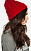 Cozy Knitted Beanie Thumb 4