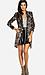 BB Dakota Hazel Leopard Coat Thumb 1