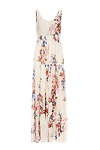 Raga Feeling Floral Tier Maxi Dress