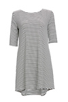 Knot Sisters Striped Lizzie Dress