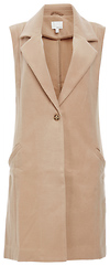 Greylin Hannah Single Button Wool Vest