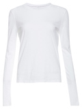 J Brand Cotton Long Sleeve Top