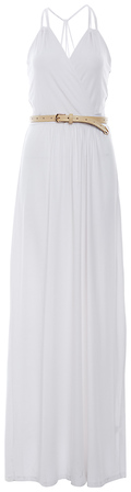 Tart Collections Belted Maxi Dress