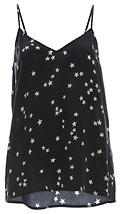 EQUIPMENT Layla Cami Stars Print