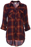 Button Up Two-Pocket Shirt