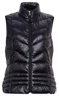 Vero Moda Quilted Zip Up Light Down Vest