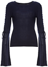 Vero Moda Long Bell Sleeves Top