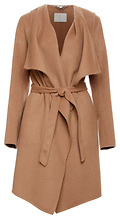 Soia & Kyo Samia Double Face Wool Coat
