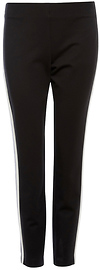 Marion Side Stripe Slim Leg Pant