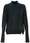 J Brand Mock Neck Sweater