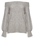 Vero Moda Off Shoulder Long Sleeve Knit Top