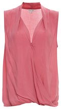 Claire Sleeveless Front Crisscross Top
