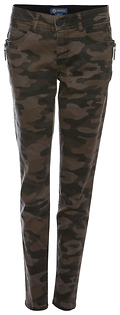 Democracy Camo Side Zip 'Ab'solution Pant