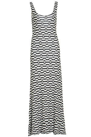 Woodleigh Lou Maxi Dress In Grey Dailylook