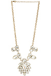 DAILYLOOK Sparkling Chandelier Necklace